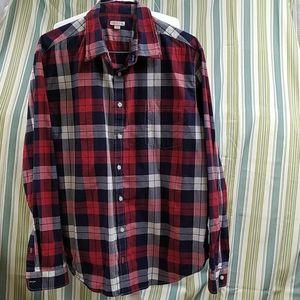 Merona mens long sleeve shirt size XXL